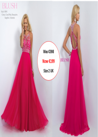 blush prom 10001 Cerise colour