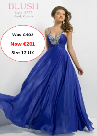 blush prom 9777 Cobalt colour