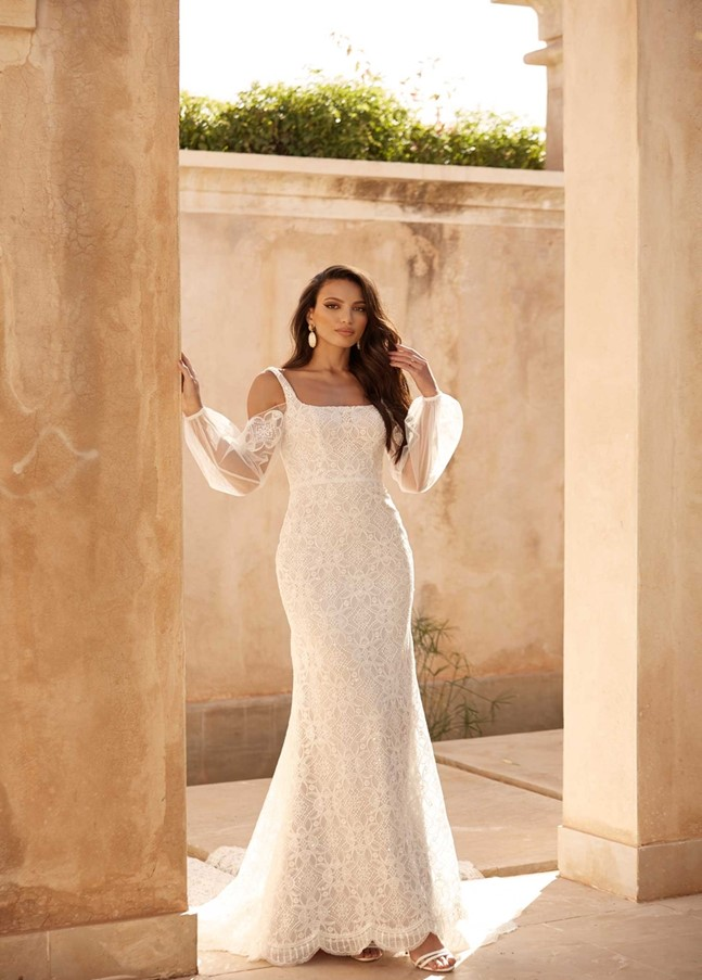 adelaide by madi lane ivory size 18uk