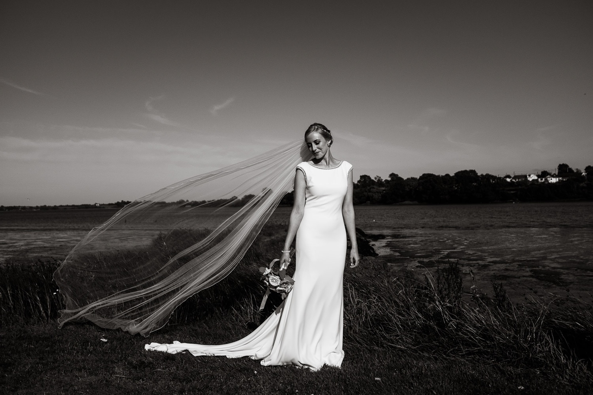 our stunning bride laura